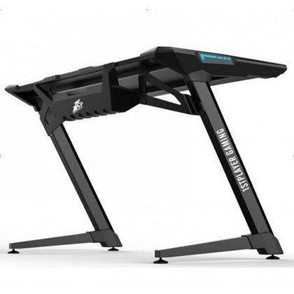 1ST Player RGB GT1 Gaming Desk Black 2