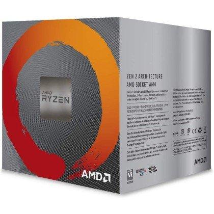 AMD Ryzen 5 3600X 6 Core 3