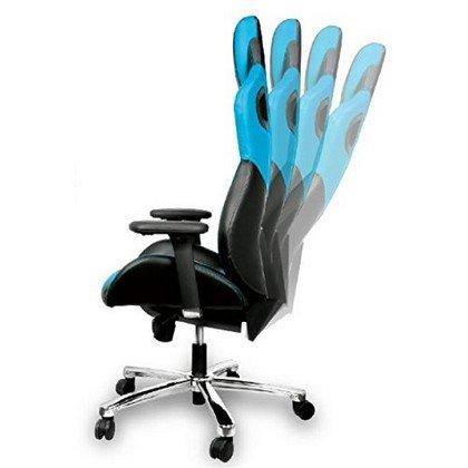 E Blue Cobra Gaming Chair 1