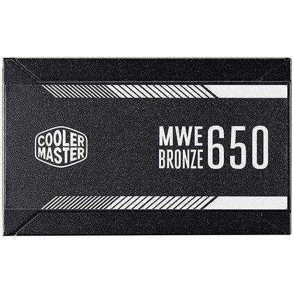 Cooler Master MWE 650 Bronze 3