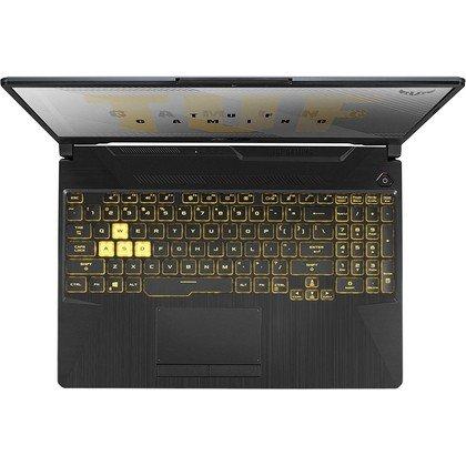 ASUS TUF FA506IV AMD R7 4800H 2.9 GHz 16GB 1TB SSD 15.6 FHD 144HZ WIRELESS 6GB RTX2060 Bluetooth Camera WINDOWS 10 Grey FA506IV AL031T GRY 3