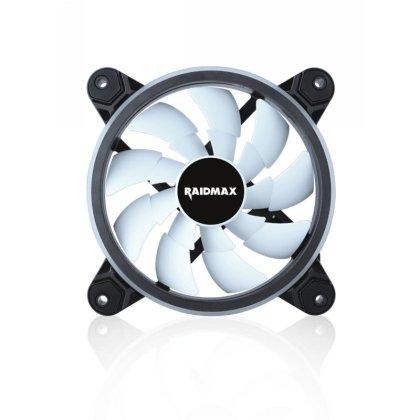 Raidmax 120mm Addressable RGB Fan NV T120FB 1