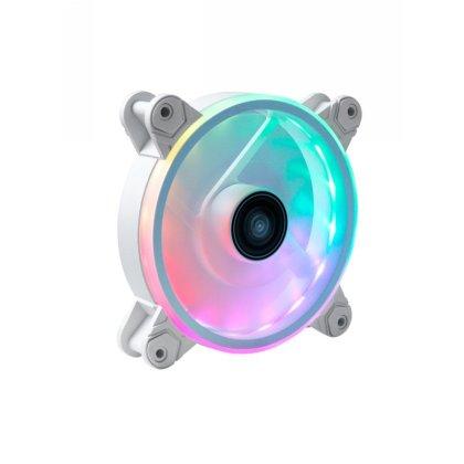 Raidmax 120mm Addressable RGB Fan NV T120FWP 1