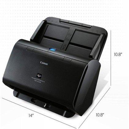 Canon imageFORMULA Home Office Document Scanner DR C230 2646C002 1
