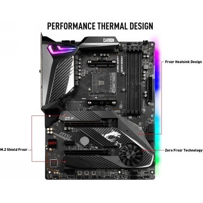 MSI MPG X570 GAMING PRO CARBON WIFI 2