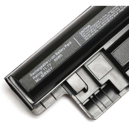 Rechargeable Li ion Replacement Battery for MR90Y Dell Laptop Battery 11.1V 65WH N121Y DELL Inspiron Series 2