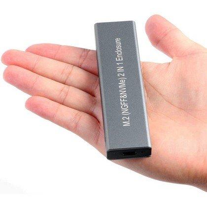 HAYSENSER® USB Type C SSD External Enclosure Disk 6
