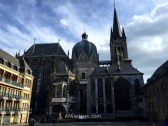 Catedral de Aachen, lateral norte