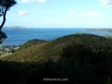 Haciendo senderismo en el Bay of Islands