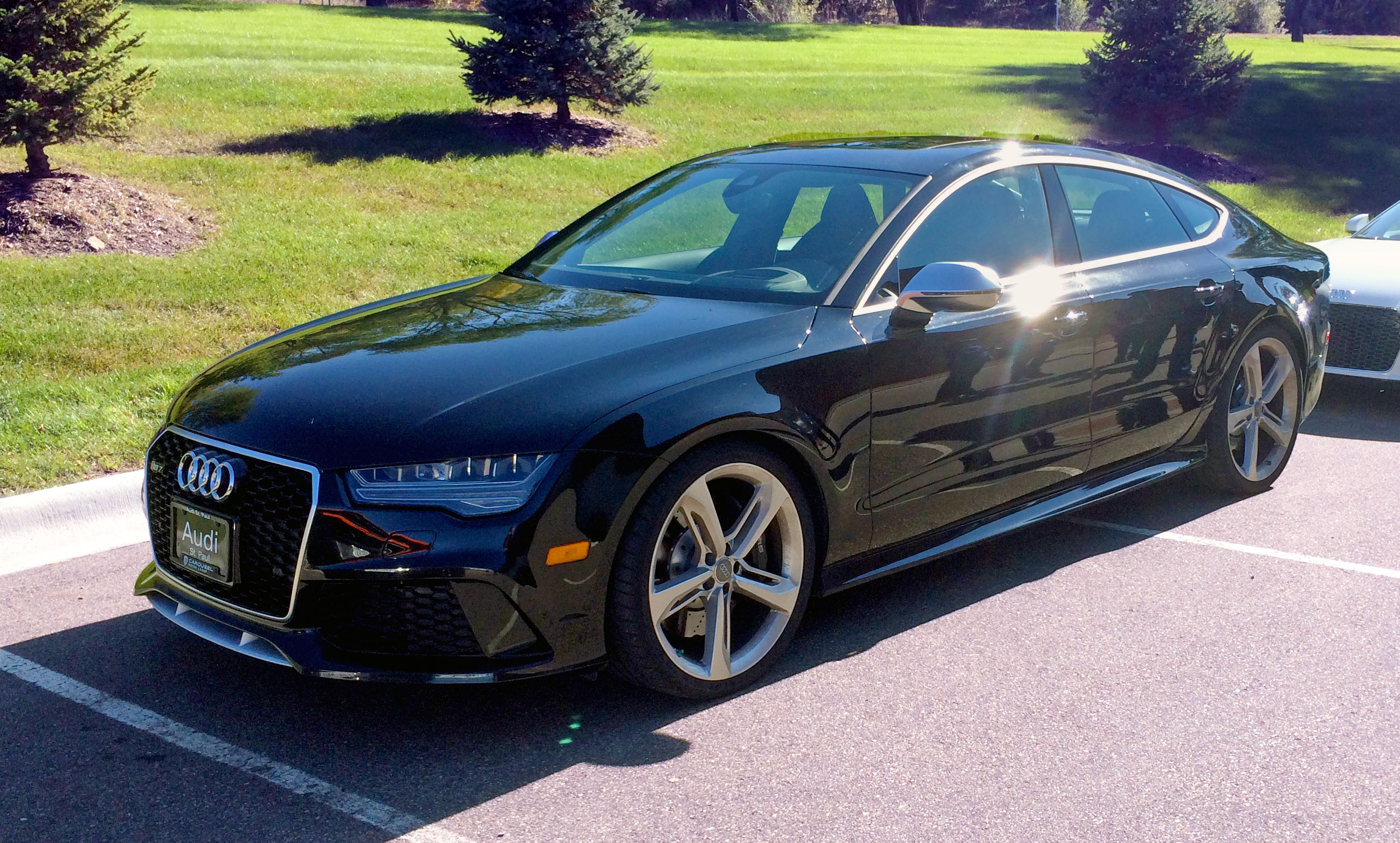 Driving 5 Dream Cars In 1 Day! Part 2 Of 6 – Audi RS7