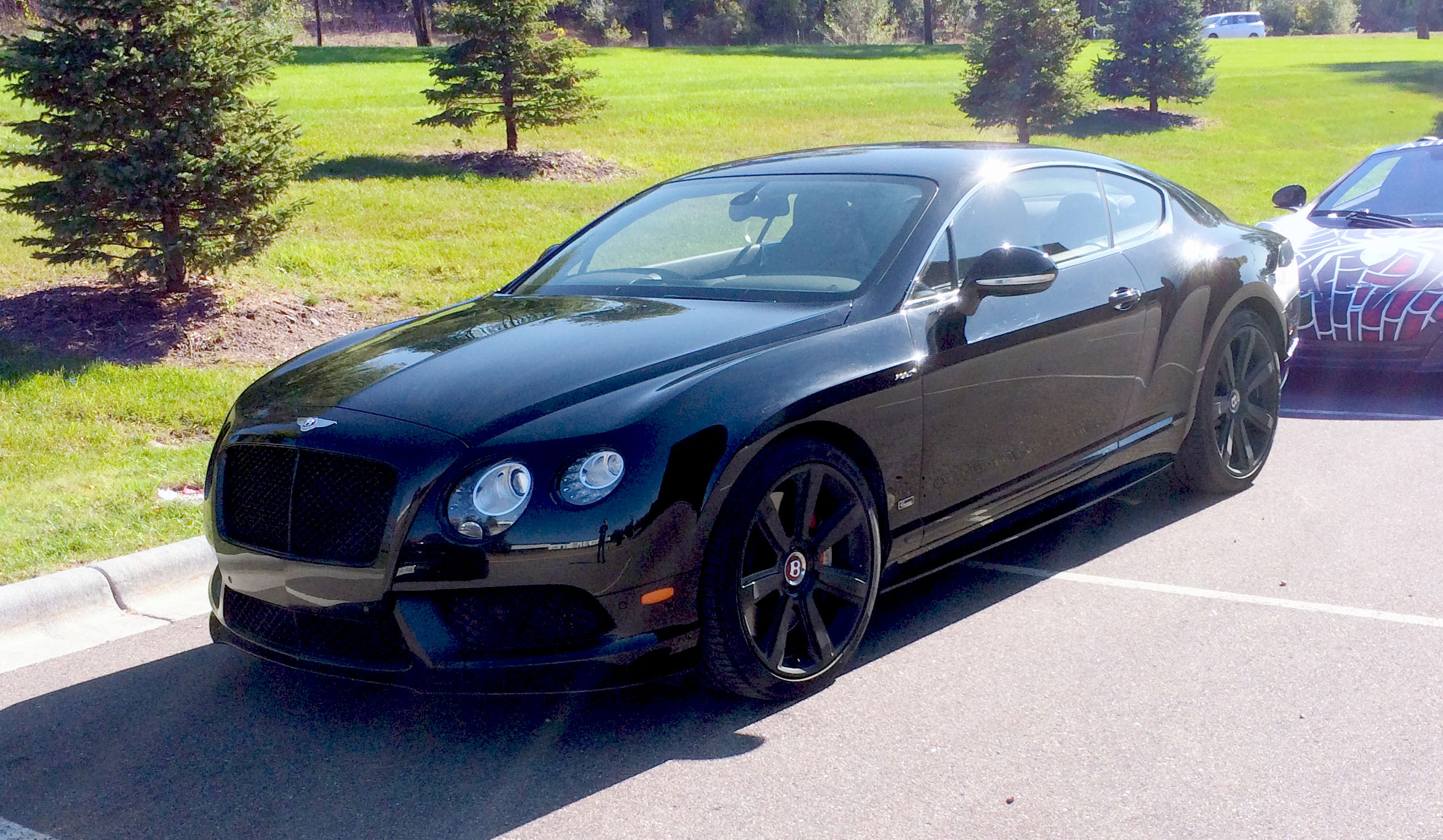 Driving 5 Dream Cars In 1 Day! Part 3 Of 6 – Bentley Continental GT