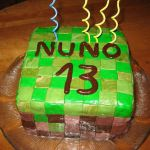 Cake anyone??? – The Minecraft Block