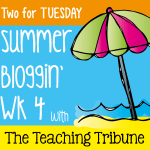 Two for Tuesday – week 4
