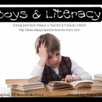 Boys and Literacy