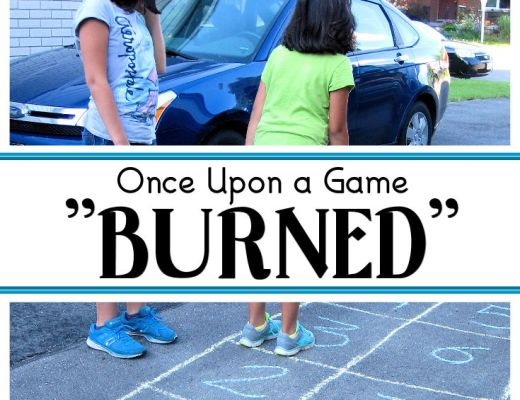 Once Upon a Game - BURNED - a fun and engaging yard game