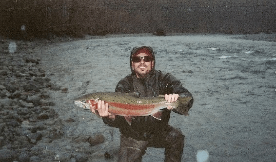 The Last Steelhead