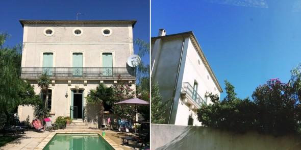 Le Maison Carree South west of France