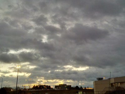 Picture of the sky