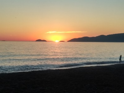 Sunset Agawa Bay 3