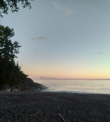 Sunset Agawa Bay 5