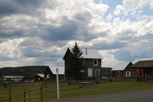 108 Mile House, British Columbia
