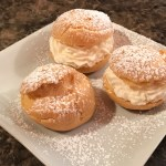 Perfect Cream Puffs, Gluten Free and Sugar Free – Day 6