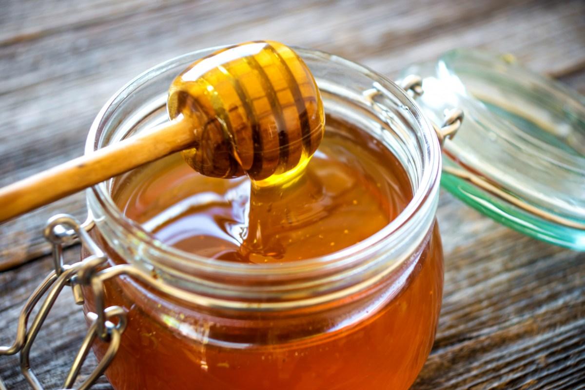 Картинка продают мед