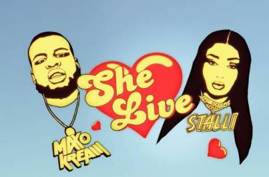 Maxo Kream Parodies 'Flavor Of Love' With Megan Thee Stallion In Their Humorous 'She Live' Video