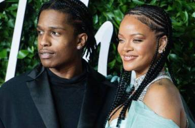 Rihanna & A$AP Rocky Reportedly Spent The Holidays Together In Barbados