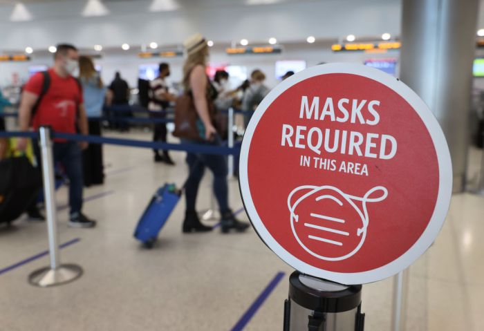Masks To Be Federally Mandated On Public Transportation In U.S.
