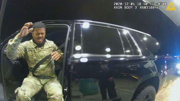 Lt. Caron Nazario