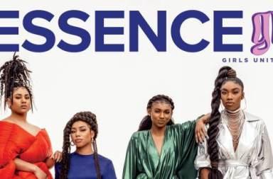 Flippin' Fantastic: Viral UCLA Gymnasts Cover 'ESSENCE Girls United's' April Cover