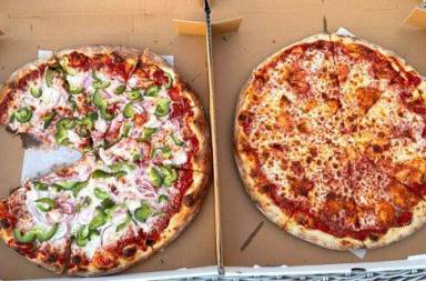 The Notorious B.I.G. & Jam Master Jay's Daughters Are Opening A New York-Style Pizzeria In Los Angeles