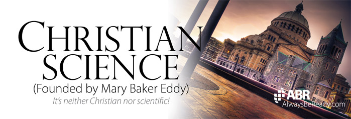 Chris Mary Baker Eddy
