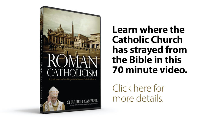 Catholicism DVD