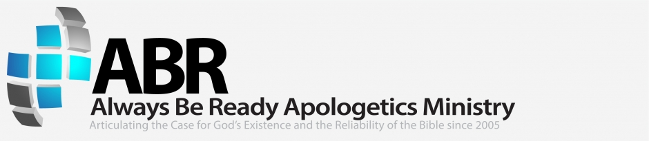 AlwaysBeReady apologetics resources