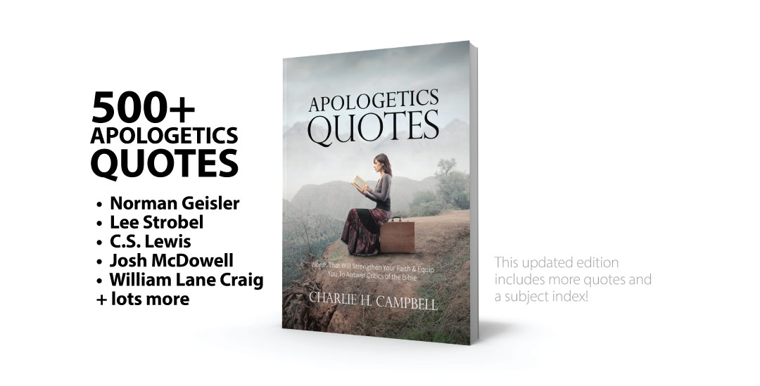 Apologetics Quotes