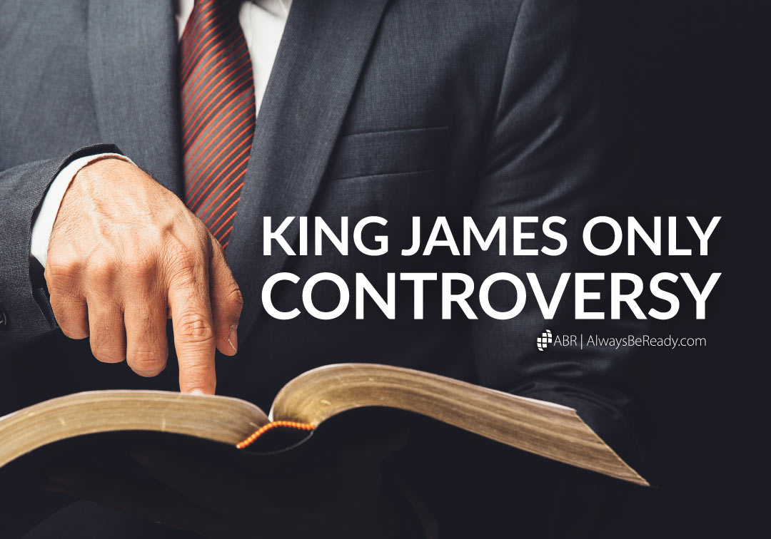 King James Only Bible