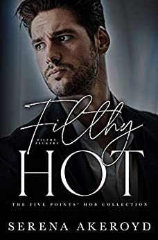 Filthy hot ebook cover