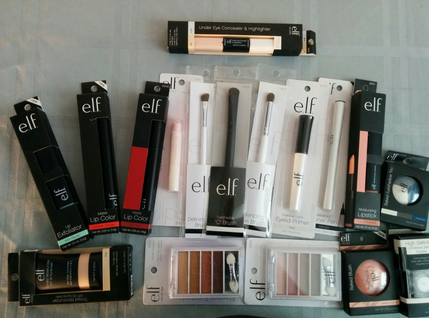 e.l.f. Makeup Haul – Drugstore Makeup