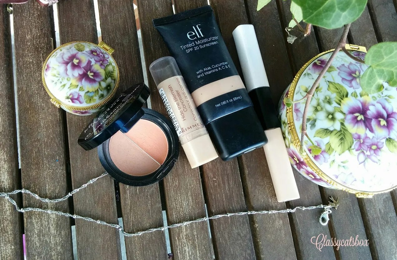 Camping Beauty Bag: Face