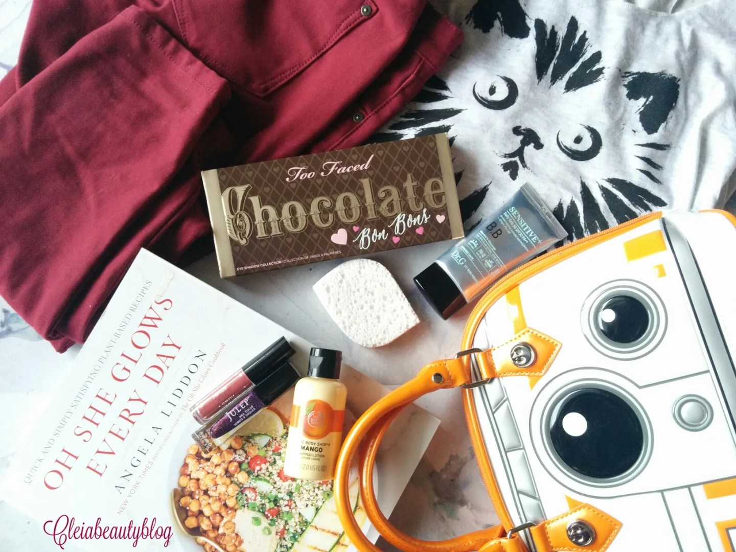What's on my Radar: December 2016 Favourites