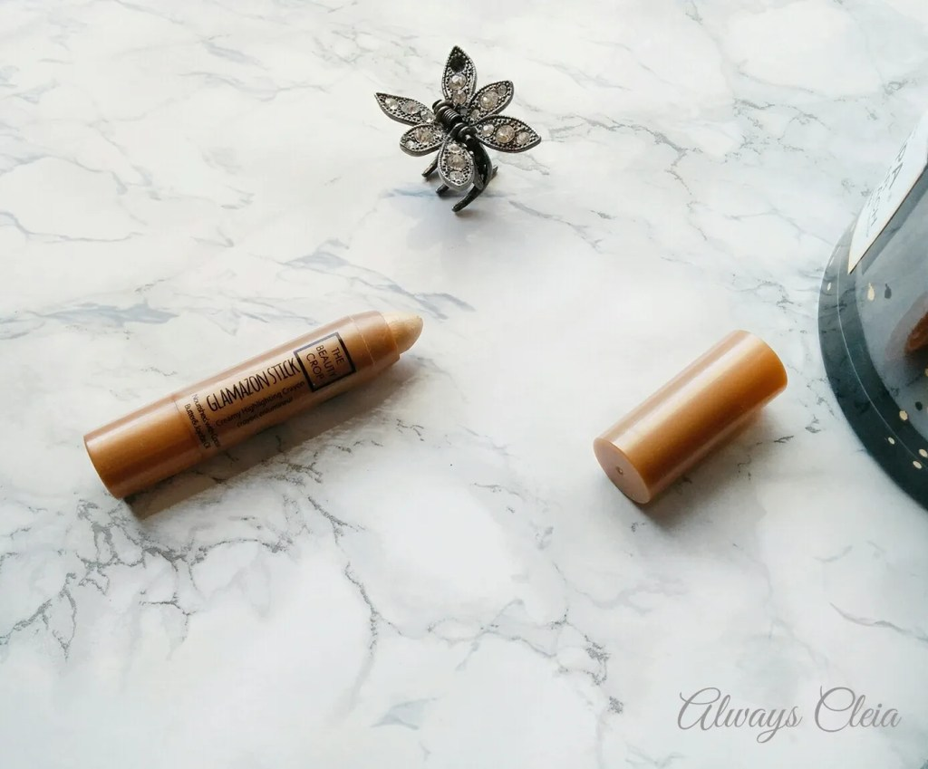 The Beauty Crop Glamazon Stick Highlighter Review