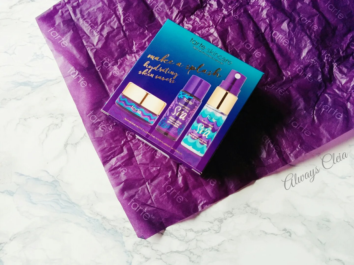 Tarte Make A Splash Hydrating Skin Savers – Worth it, or Not?