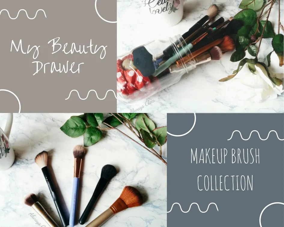 My Beauty Drawer Makeup Brush Collection