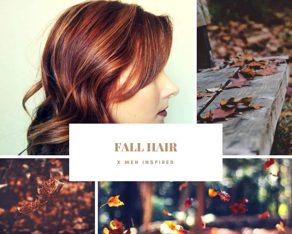 Rogue Inspired Fall Hair