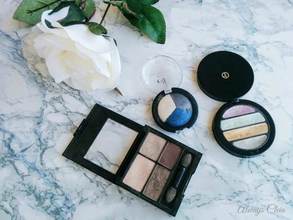 My Beauty Drawer: Eyeshadow Quads
