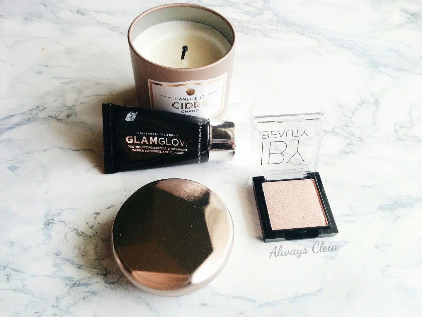 September Topbox | GlamGlow & IBY Beauty