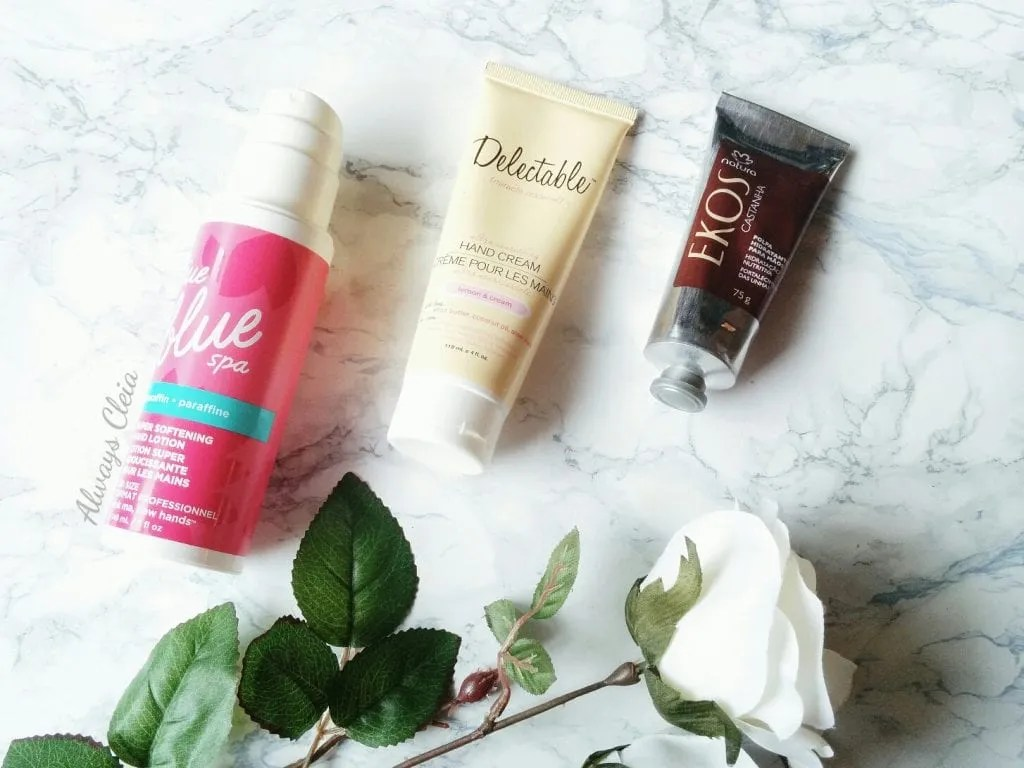Top 3 Hand Creams For Fall & Winter