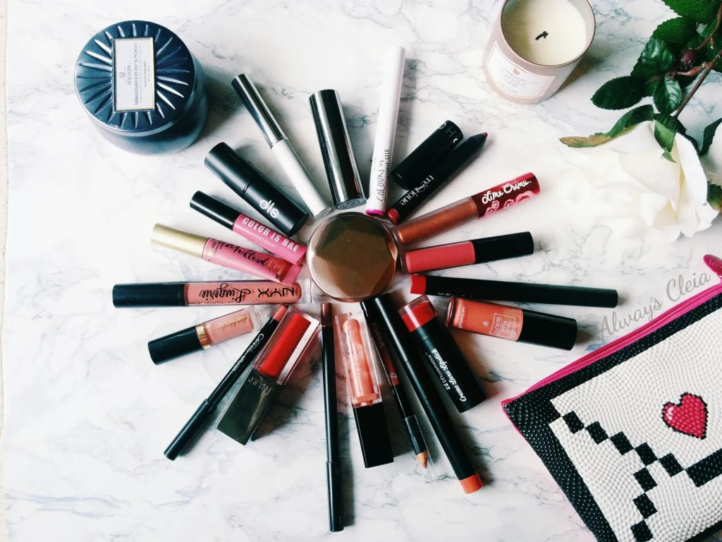 My Beauty Drawer: Lipstick Collection